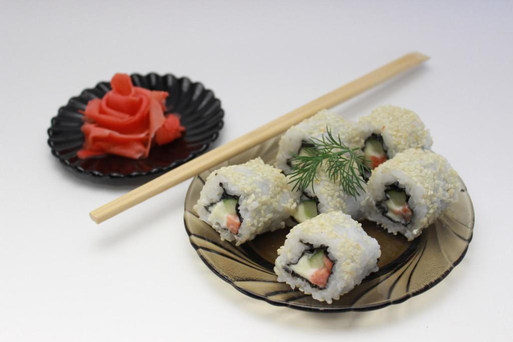 Рецепт суши в домашних условиях рис