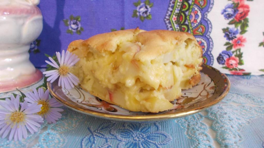 рис с яблоками рецепт с фото пошагово в духовке