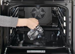 газовая плита с электрической духовкой, рис.4