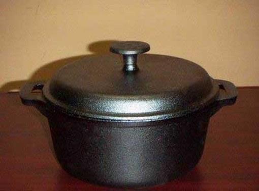 как отмыть пригоревшую кастрюлю, рис.5