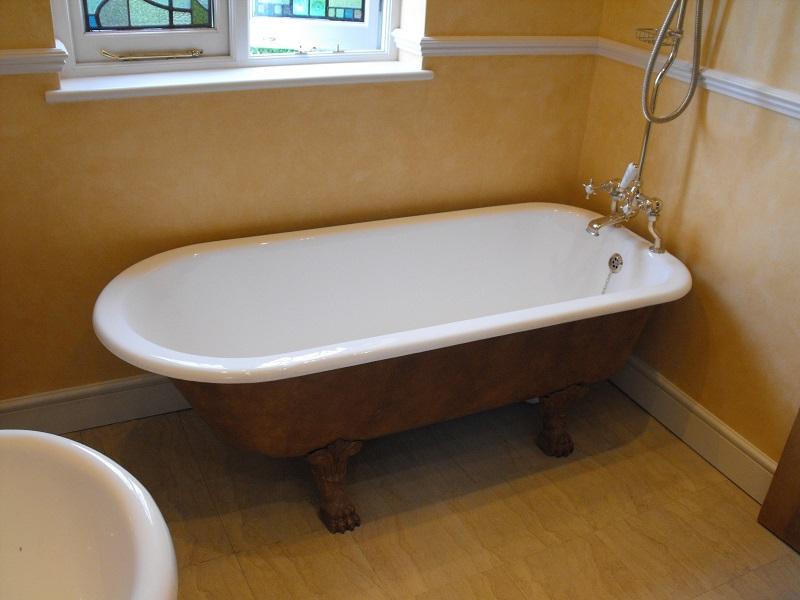Сколько стоят ножки для ванной