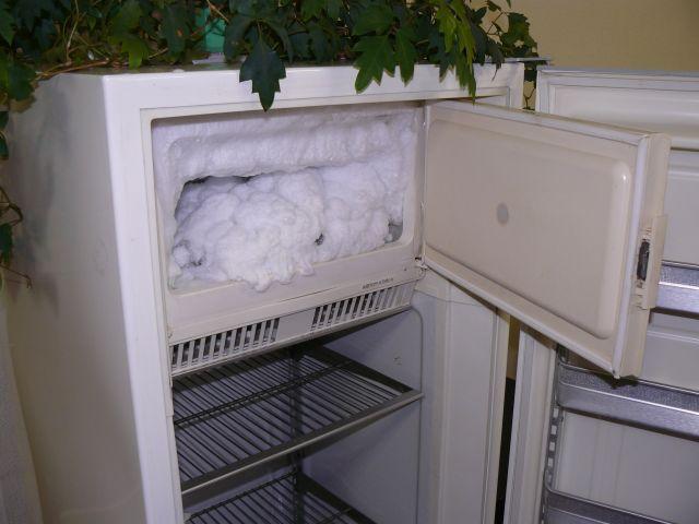 как разморозить холодильник, рис.1