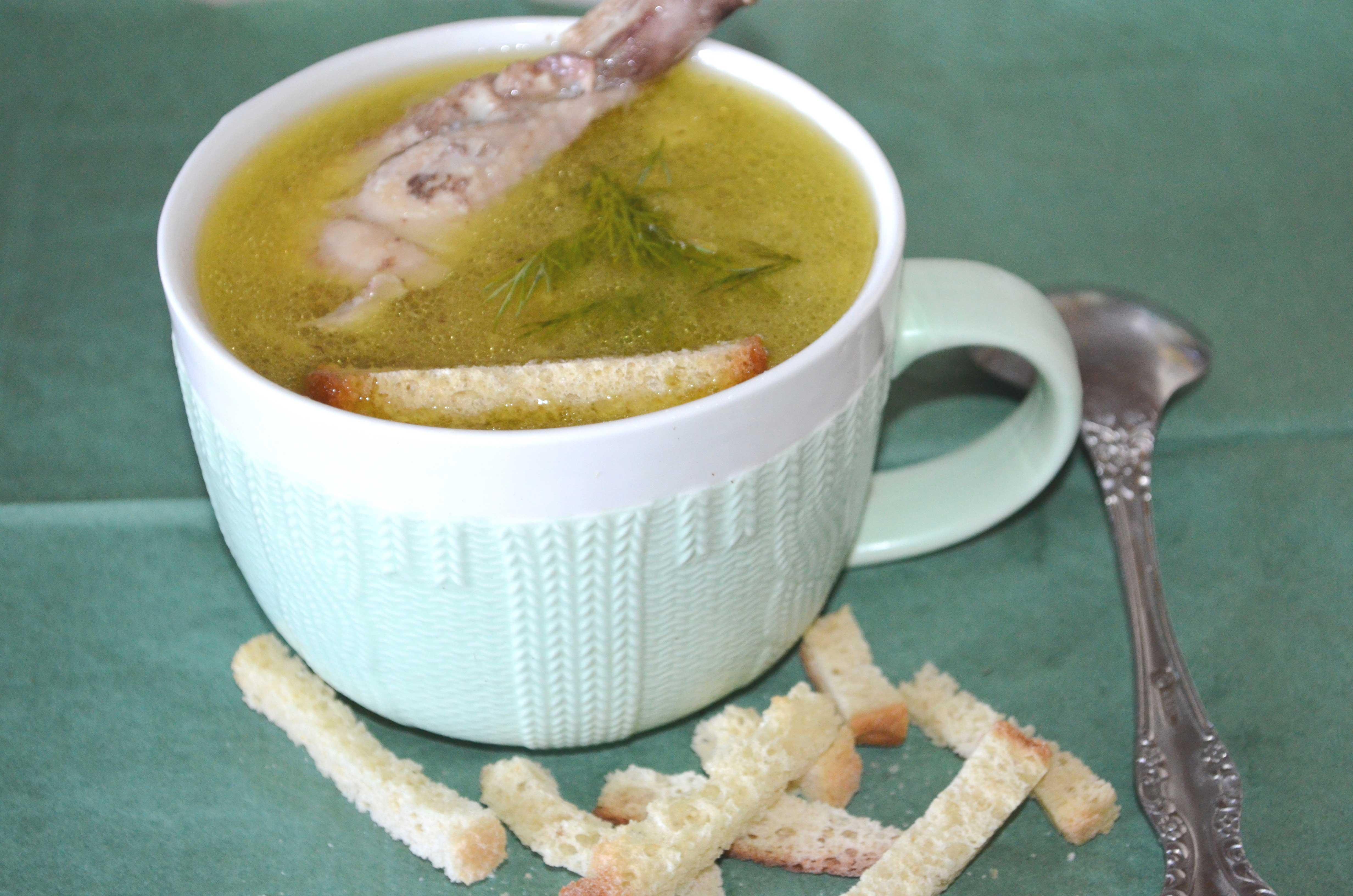 Как сделать бульон для супа фото 326
