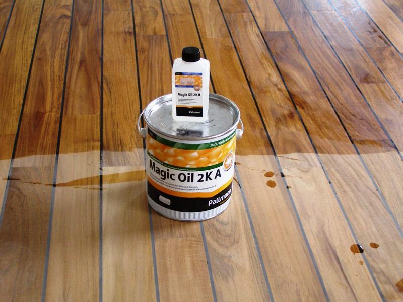 Масло для паркета - обработка и уход за паркетом, покрытым маслом